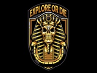 Pharaoh patch for Always Outnumbered Never Outgunned