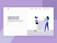 Collaborative tools interface