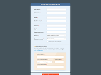 Billing and paymnet option big