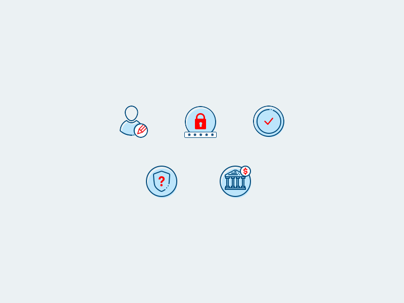 Ecommerce App Icons by 🦄 Dragos on Dribbble