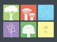 Tree Pictogram - Challenge - Day #1