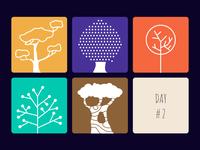 Tree Pictogram Challenge Day 2