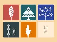 Tree Pictogram Challenge Day 3