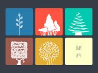 Tree Pictogram Challenge Day 4