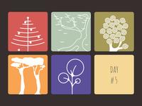 Tree Pictogram Challenge Day 5