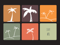 Tree Pictogram Challenge Day 9