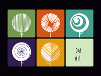 Tree Pictogram Challenge Day 11