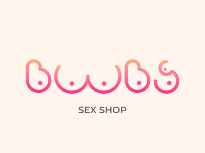 Boobs - Sex Shop Logo sketoneto dragos dalex red tits breasts logo boobs logo sex shop shop sex boobs