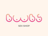 Boobs - Sex Shop Logo