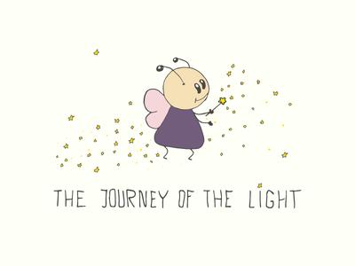 Logo The Jurney Of The Light Wip