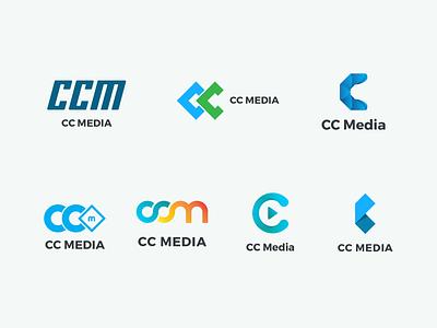 Logo Cc Media - Demos dragos.space dragos logotype typo logo business cc media media cc