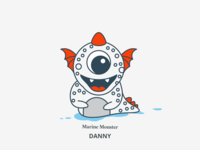Danny - Marine Monster