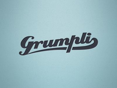 Logo grumpli