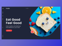 Foodie - Header Exploration