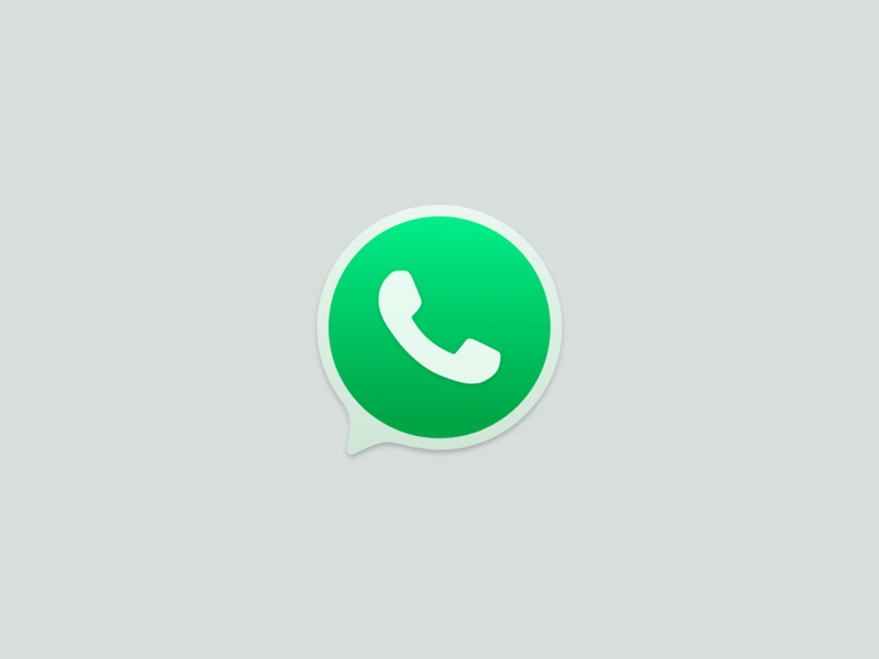 WhatsApp - macOS icon
