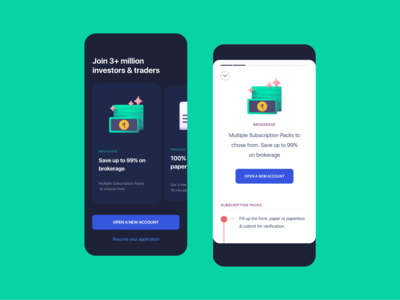 Trading App Onboarding fintech app finance fintech trading cards cards design cards ui payment payment app payments wallet app wallet wallet ui walletapp crypto exchange trading cryptocurrency crypto wallet crypto trading platform trading app