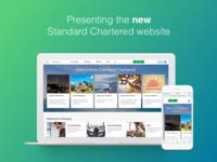 Standard Chartered Emailer