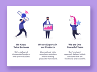 Product Feature Illustrations