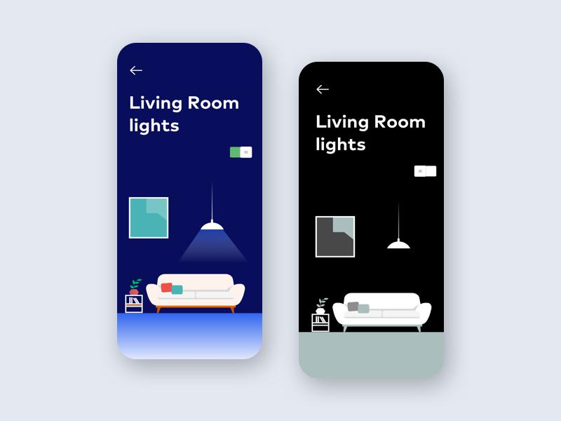 UI Challenge - Toggle graphic design user interface design user interface daily art ui inspiration ui kit uichallange dailyui