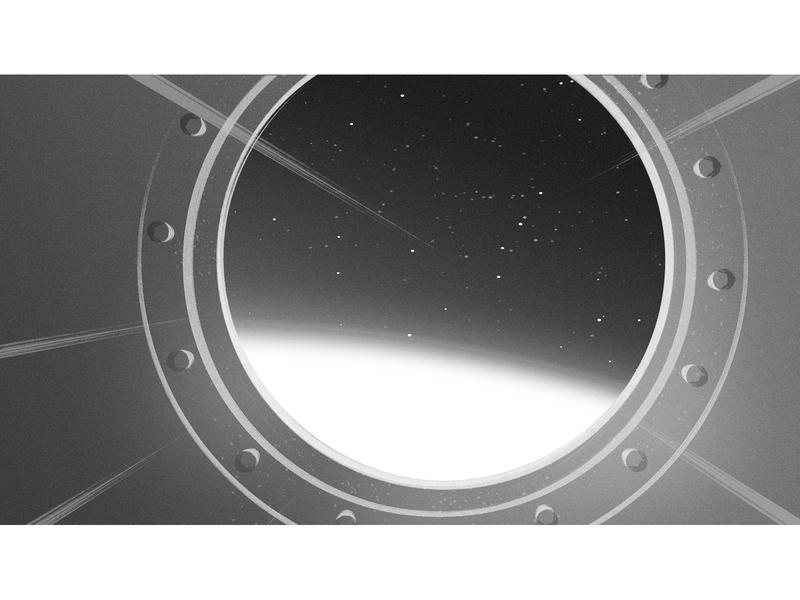 I need some space I background illustration visualdevelopment planet astronaut space storyboard speedpainting