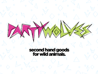 Party Wolves Logo
