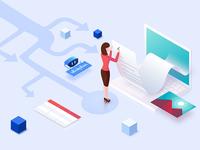 Slickplan content planning Facebook ad