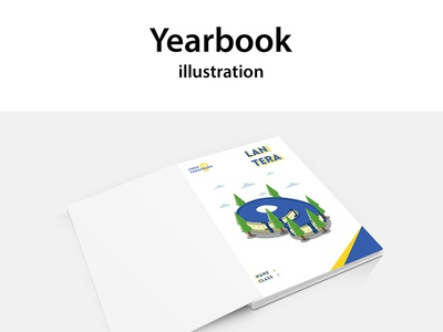 Yearbook illustration