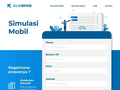 Form page