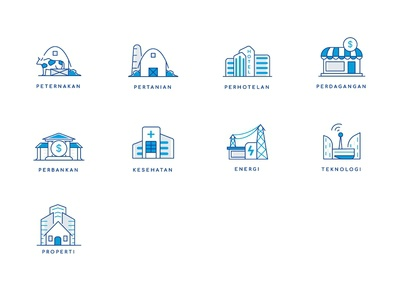 Company type icon