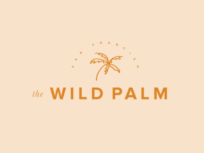 The Wild Palm Logo