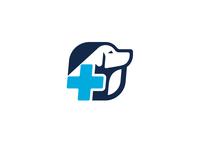 Labrador Veterinary Logo