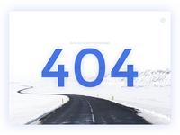 404 Error ui