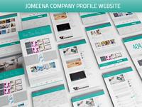 Full Brand website for Digital Company