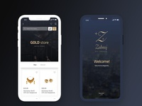Mobile App For jewelry Store