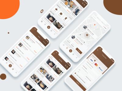 Coffee Mobile App