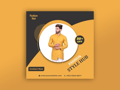 Social Media Post Design facebook post facebook ad instagram banner instagram post style fashion social media post design