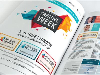 Creative Week Identity