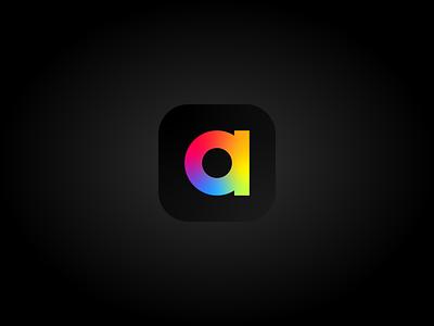 Daily Ui #005 - App Icon branding logo flat minimal app design dailui