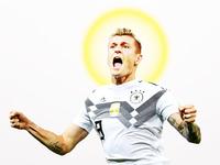 Kroos the Redeemer
