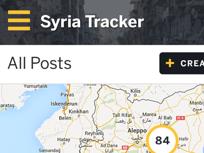 Ushahidi Platform, Small Screens