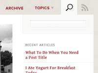 Yogurt for Breakfast