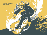 Dick Dale 1937-2019