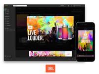 JBL Pulse 2 Ads
