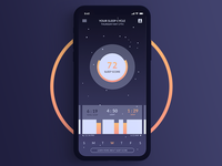 Sleep Tracker App - Briefbox