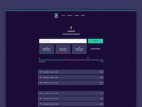 Hocus App Timer - Dark Mode