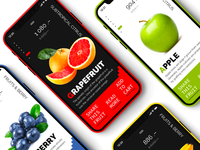 Fruit Store Mobile App