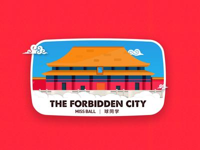 The Forbidden City 故宫