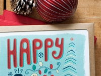 Boxed Set of 10 Holiday Cards
