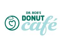 Dr. Bob's Donut Cafe Logo