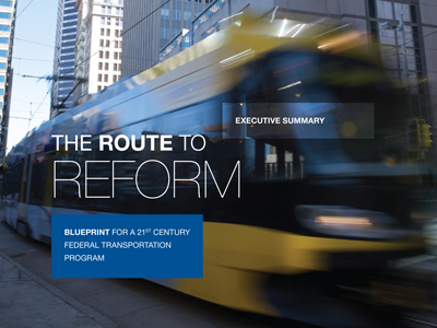T4 Route To Reform brand print report